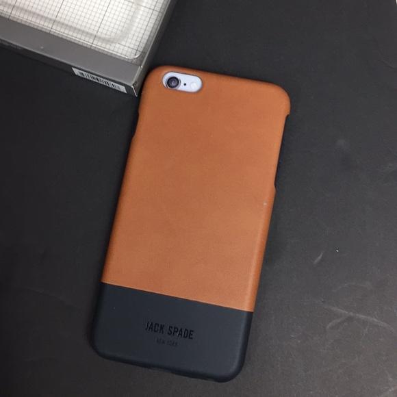 more photos 3cc53 03299 Jack Spade iPhone Case 6plus/ 6s Plus Used